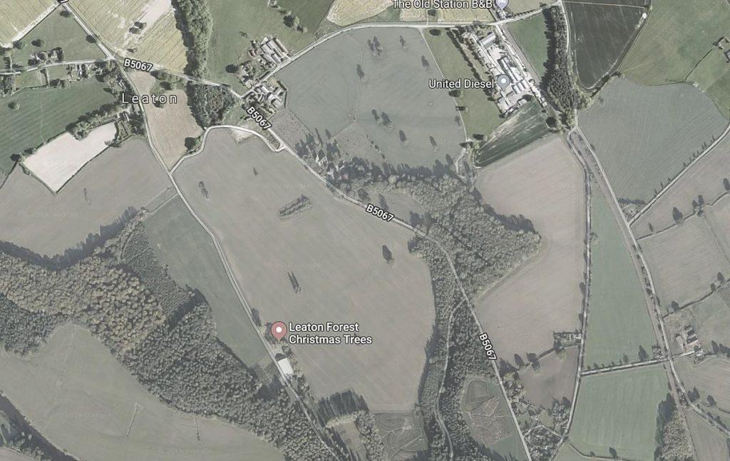 Leaton map 1